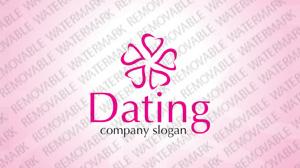 Dating Logo Template vlogo