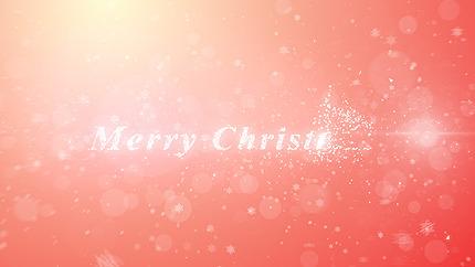 Christmas Video Ecard AE Intro Screenshot