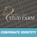 Corporate identity template #31931 by Logann