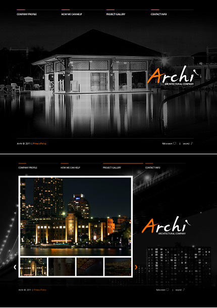 Website Template #32022