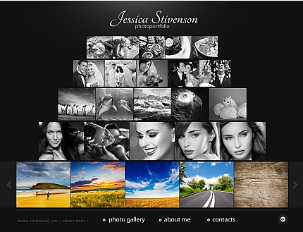 Website Template #32031
