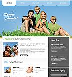 HTML5 Website #32123