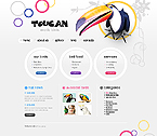 Website template #32211 by Delta