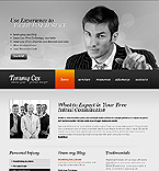 Website template #32280 by Nessy