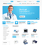 VirtueMart Template #32730 by Mercury