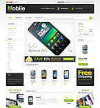 Mobile Phones Store - PrestaShop Theme #32786 by Mercury