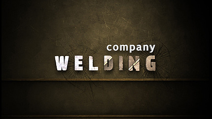 Welding After Effects Logo Reveal AE Intro Screenshot
