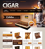 Magento theme #32935 by Mercury