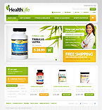 Magento theme #33062 by Mercury