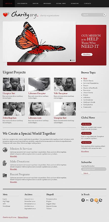 Website Template #33171