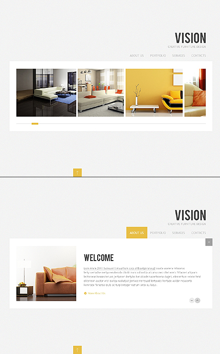 Website Template #33449