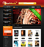 Star Movie - PrestaShop Theme #33462 by Delta