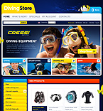osCommerce template #33584 by Mercury