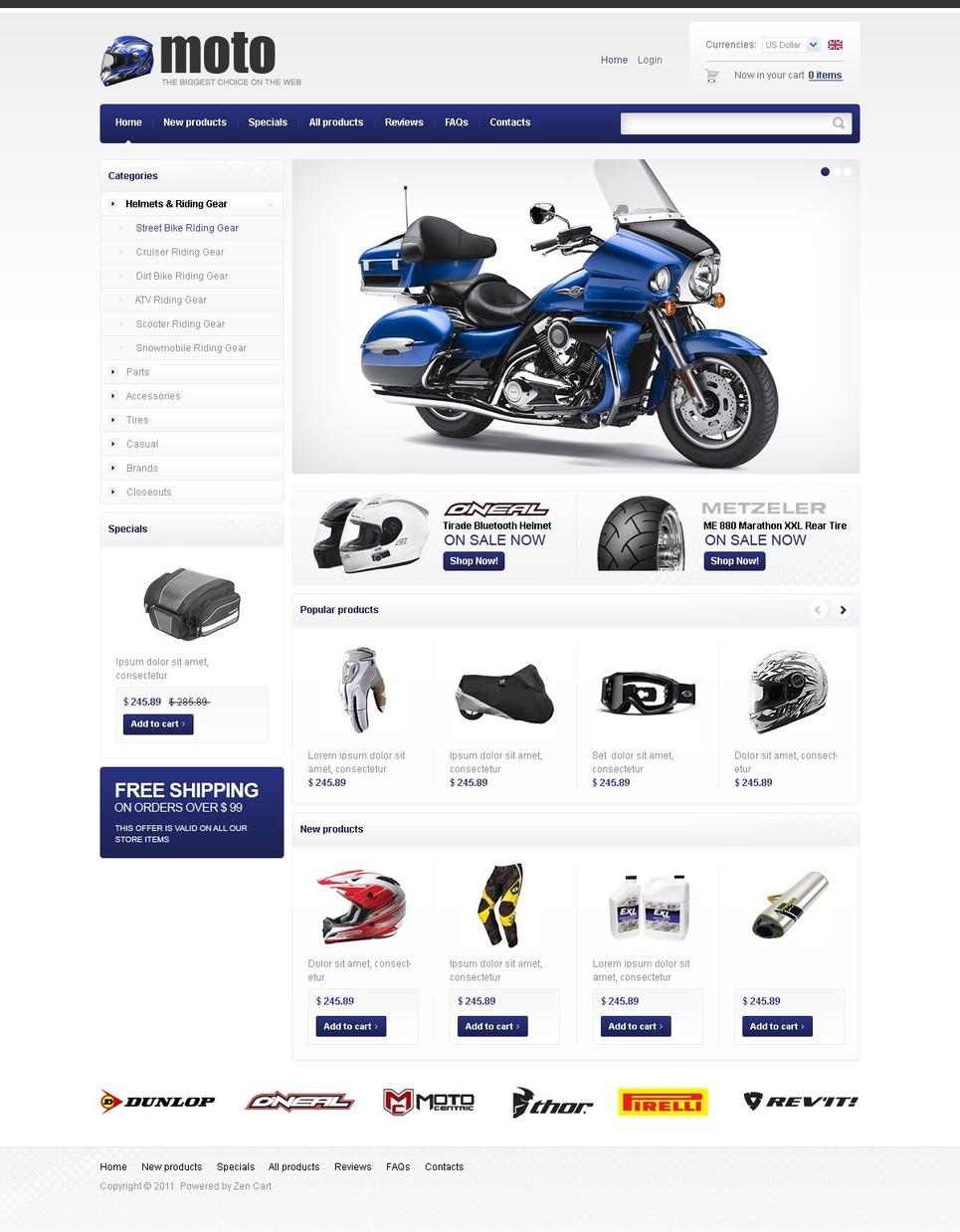 bike shop zencart template web design templates website templates download bike shop zencart. Black Bedroom Furniture Sets. Home Design Ideas