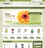 VirtueMart Template #33589 by Mercury