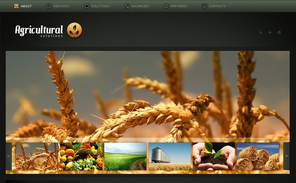 Agriculture SWiSH Template New Screenshots BIG