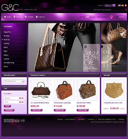 Website Template #33682