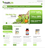 Magento theme #33787 by Mercury