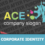 Corporate identity template #33838 by Logann
