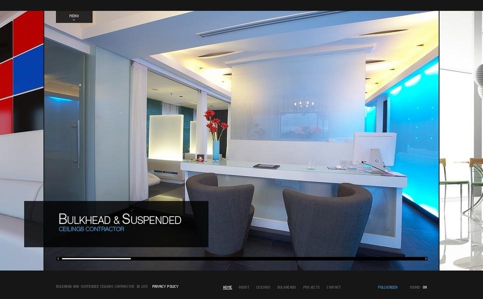 Interior & Furniture Silverlight Template New Screenshots BIG