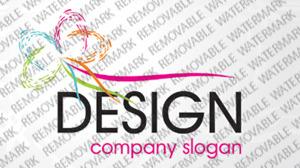 Design Studio Logo Template vlogo