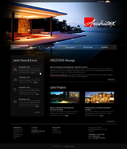 Заказ создания сайта или интернет магазина на тему , на основании шаблона №33934.