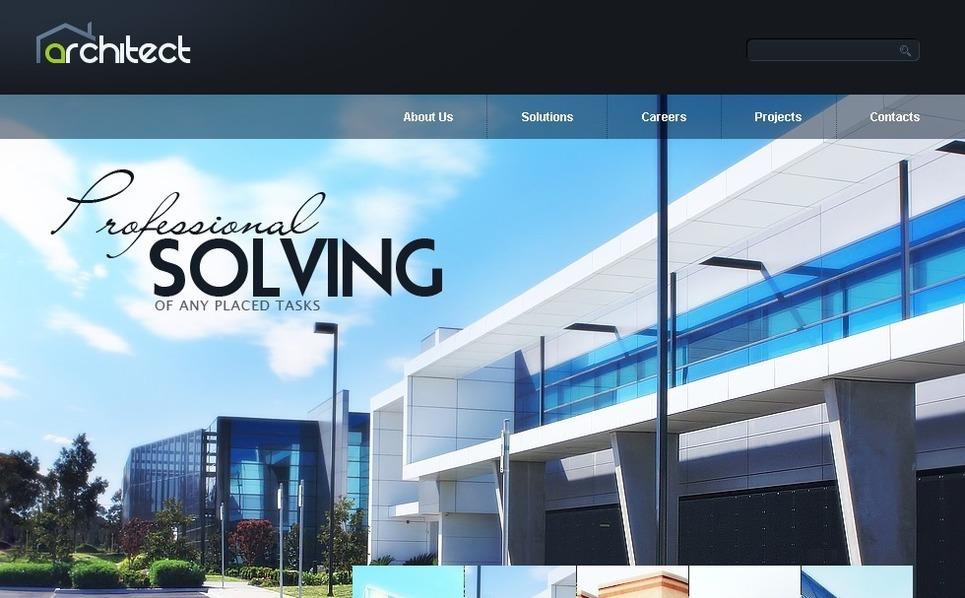 Architecture SWiSH Template New Screenshots BIG