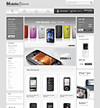 Mobile Devices Online - PrestaShop Theme #34027 by Mercury