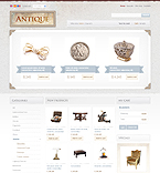 Antique Goods - PrestaShop Theme #34250 by Mercury