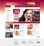Plantillas Web - Plantilla nº 34354