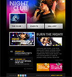 Turnkey CMS Facebook Theme #34372