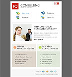 Turnkey CMS Facebook Theme #34376