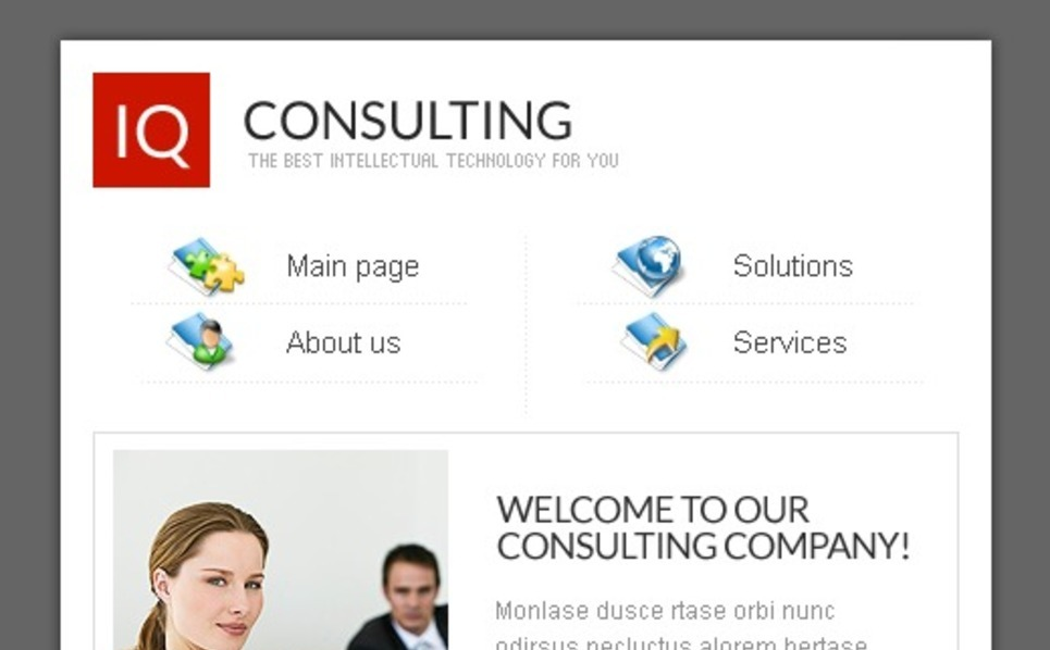 Consulting Turnkey CMS Facebook Template New Screenshots BIG