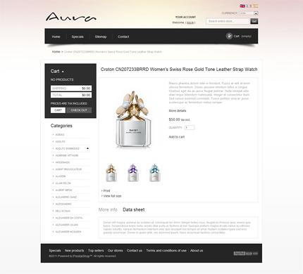 Website Template #34394