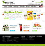 Magento theme #34406 by Modlin