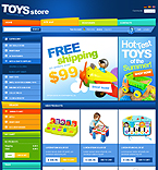 Best Toys - PrestaShop Theme #34481 by Mercury