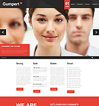 Joomla template #34545 by Cowboy