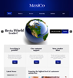 Joomla template #34648 by Elza
