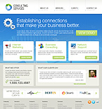 Joomla template #34650 by MariArti