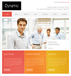 Joomla template #34680 by Cowboy