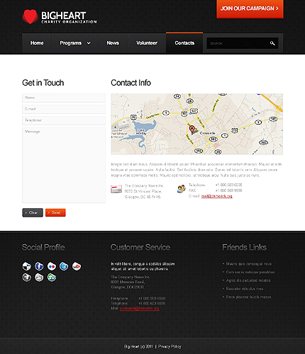 Website Template #34694
