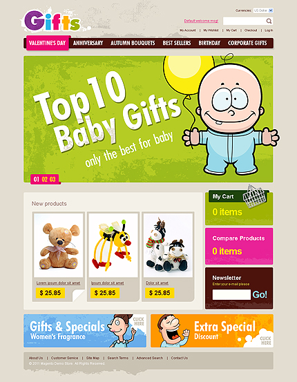Gifts – The Best Top 10 baby gifts