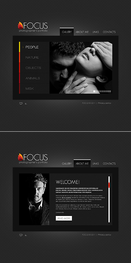 Website Template #34861