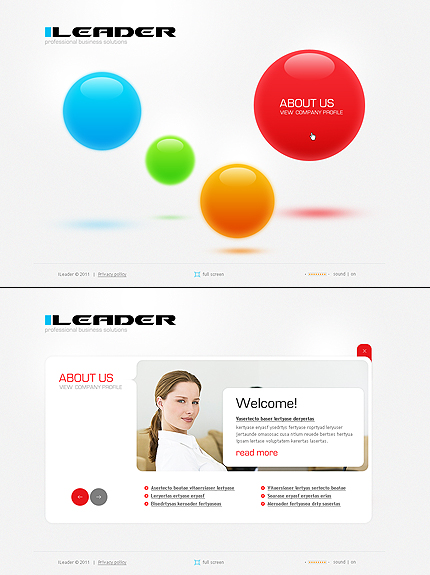 Website Template #34882