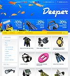 Submarine Life - PrestaShop Theme #34902 by Oldman