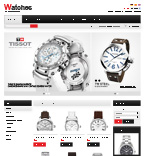 Brilliant Watches - PrestaShop Theme #34912 by Mercury