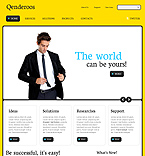 Joomla template #34966 by Hugo