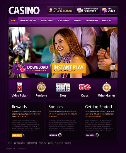 Шаблоны сайтов онлайн казино азартные игры автоматы бесплатно безрегистрации
