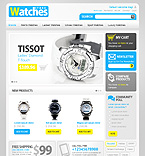 Magento theme #35053 by Hermes