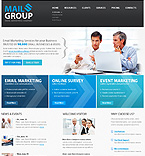 Website template #35125 by Sawyer